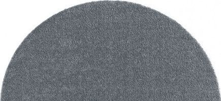 Hanse Home AKCE: 75x50 půlkruh cm Protiskluzová rohožka Soft & Clean 102462 půlkruh 75x50 půlkruh