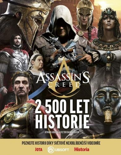 Victor Battaggion: Assassin's Creed – 2 500 let historie