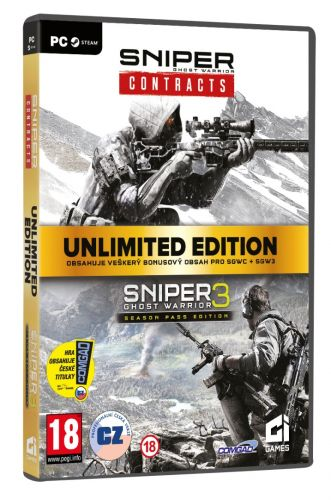 UBI SOFT PC - Sniper: Ghost Warrior Contracts Unlimited Ed.
