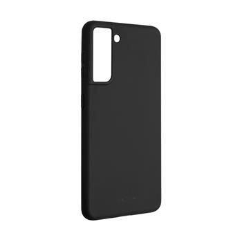 Kryt FIXED Story Samsung Galaxy S21, černý