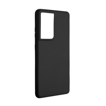 Kryt FIXED Story Samsung Galaxy S21 Ultra, černý