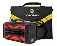 Viking bateriový generátor SA250W + solární panel L50