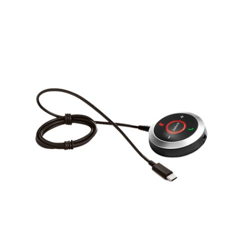 Jabra Evolve 80 Link, USB-C/Jack, MS