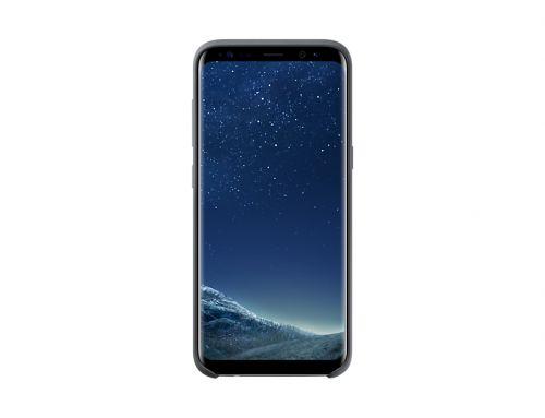Nuvo Samsung Silicone Cover pro Galaxy S8, šedý