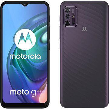 Motorola Moto G10 fialová
