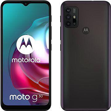 Motorola Moto G30 černá