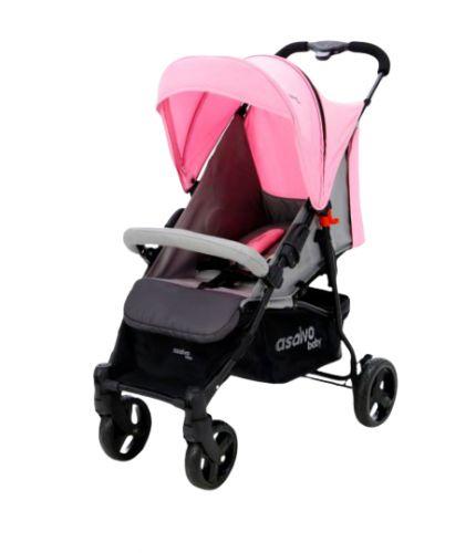 Bohemia Baby Asalvo CADIZ sporťák Pink cena od 3299 Kč