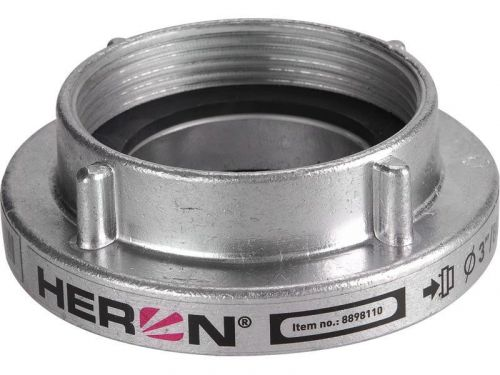Heron Spojka B75 pevná vnitřní závit W tlakové/sací těsnění