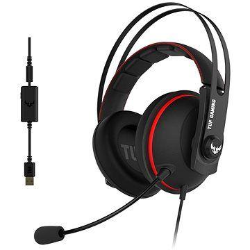 ASUS TUF Gaming H7 Red