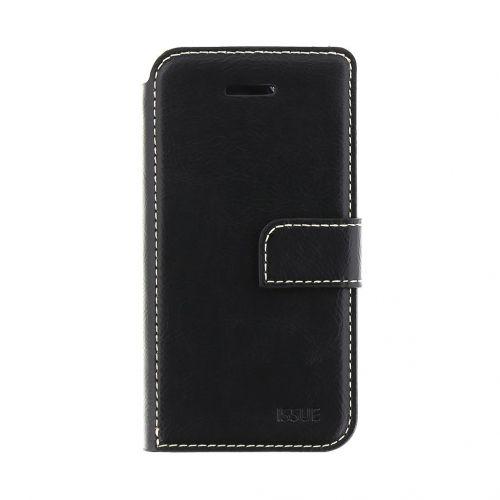 NONAME Molan Cano Issue Book Pouzdro pro Samsung Galaxy A02s Black