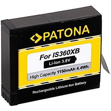 PATONA pro Insta 360 One X 1150mAh Li-Ion 3,8V