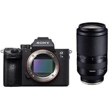 Sony Alpha A7 III + TAMRON 70-180mm F2.8 Di III VXD