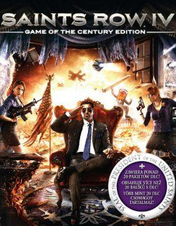ESD GAMES ESD Saints Row IV Game of the Century Edition