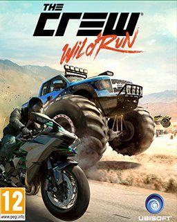 ESD GAMES ESD The Crew Wild Run DLC
