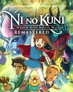 ESD GAMES ESD Ni no Kuni Wrath of the White Witch Remastered