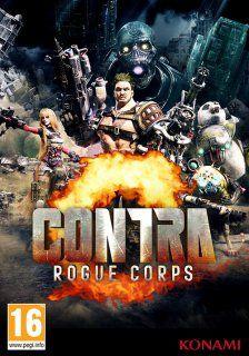 ESD GAMES ESD Contra Rogue Corps