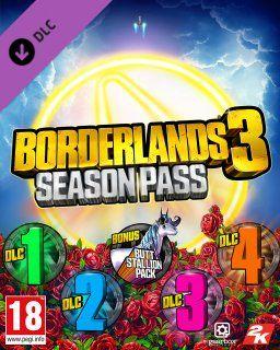 ESD GAMES ESD Borderlands 3 Season Pass