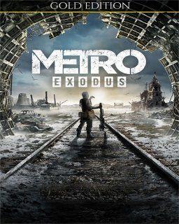 ESD GAMES ESD Metro Exodus Gold Edition