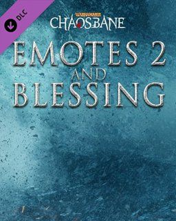 ESD GAMES ESD Warhammer Chaosbane Emotes 2 and Blessing