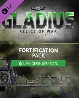 ESD GAMES ESD Warhammer 40,000 Gladius Fortification Pack