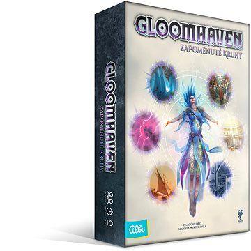 ALBI Gloomhaven - Zapomenuté kruhy cena od 799 Kč