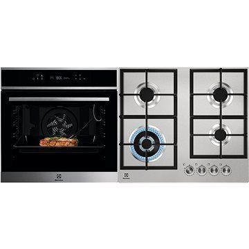 ELECTROLUX 700 SENSE SenseCook EOE7P31X + ELECTROLUX 700 PRO StepPower KGU64361X