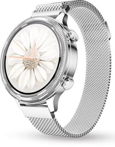 Aligator Watch Lady stříbrná