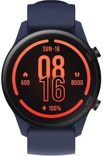 Xiaomi Mi Watch modré