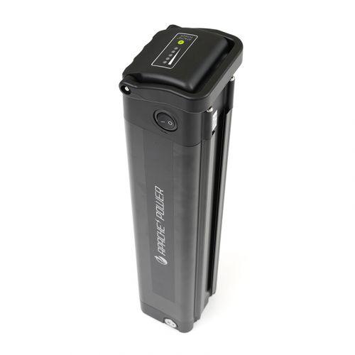 Baterie Apache Power S2 (Slim) páteřová Li-Ion 36V 16 Ah/576 Wh LG pro MX