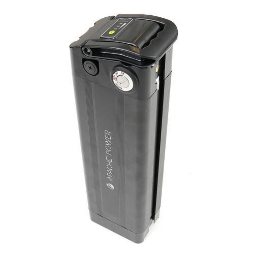 Baterie Apache Power S1 páteřová Li-Ion 36V 10,4 Ah/374 Wh černá cena od 7490 Kč