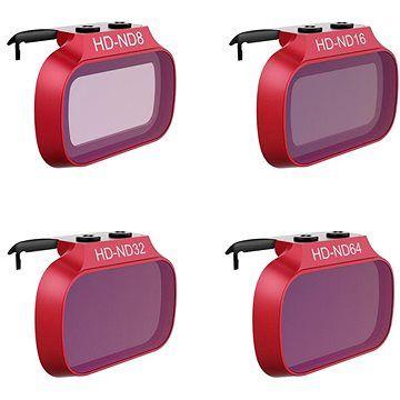 OEM DJI Mavic Mini sada filtrů (ND8/ND16/ND32/ND64) (PGB794)