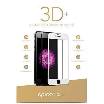 Epico Glass 3D+ pro iPhone 6/7 černé