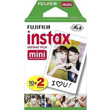 Fujifilm Instax mini film 20ks fotek (16567828)