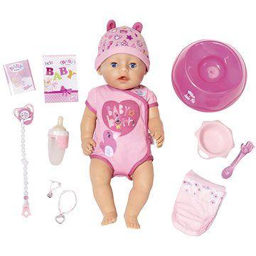 Zapf Creation BABY Born holčička (4001167824368)