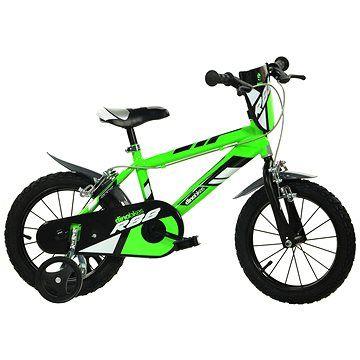 Acra Dino bikes 14 green R88 (8006817901006)