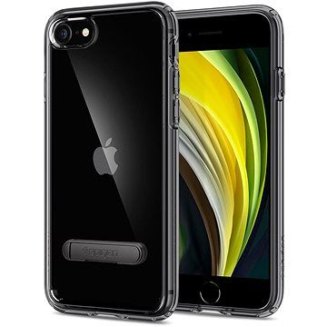 Spigen Ultra Hybrid S Jet Black iPhone 7/ 8 (054CS22212)