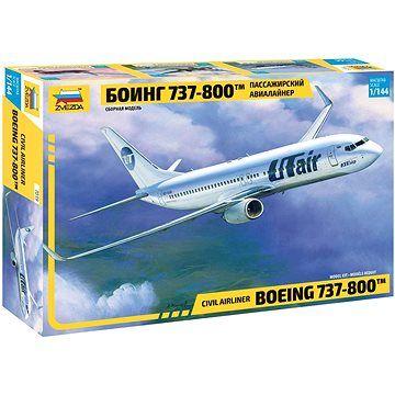 Zvezda Model Kit letadlo 7019 - Boeing 737-800 (4600327070197)