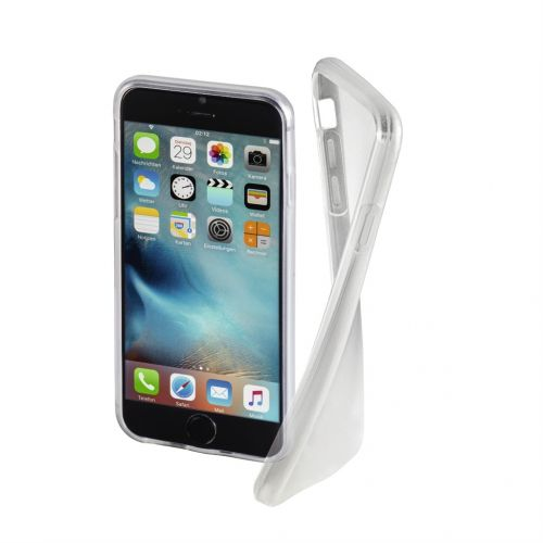 Hama spol s r.o. Hama Crystal Clear, kryt pro Apple iPhone 7/8/SE 2020, průhledný