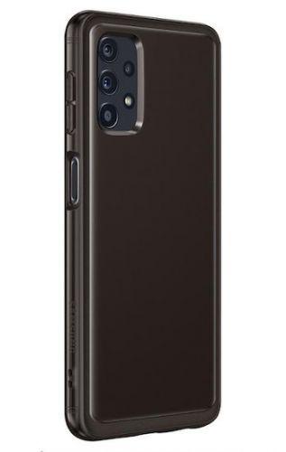 Samsung Poloprůhledný zadní kryt A32 (5G) Black