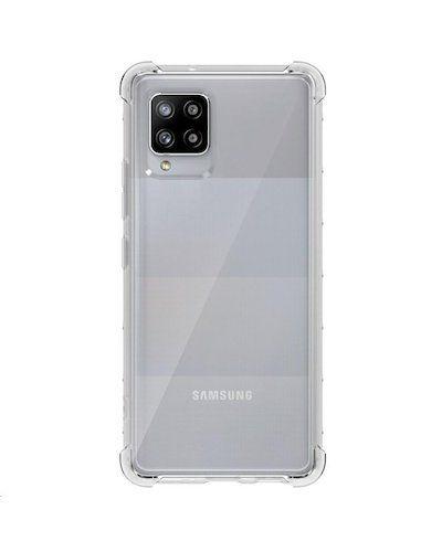 Samsung Poloprůhledný zadní kryt A42 (5G) Transparency