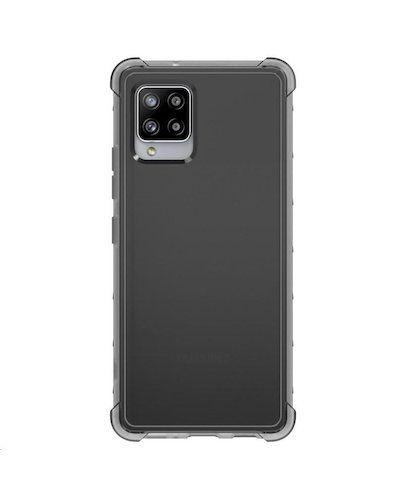 Samsung Poloprůhledný zadní kryt A42 (5G) Black