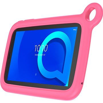 Tablet Alcatel 1T 7 2019 KIDS 1/16 Pink bumper case