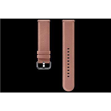 Samsung Kožený řemínek pro Galaxy Watch Active 2 20mm