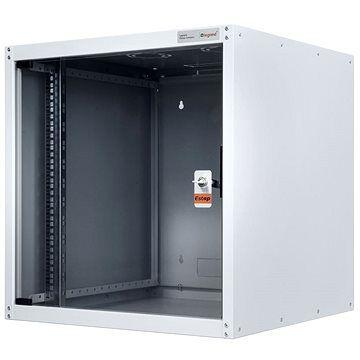 Legrand EvoLine nástěnný datový rozvaděč 9U, 600x600mm, 65kg, skleněné dveře