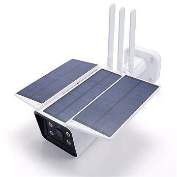 iQtech Smartlife BC02W, venkovní Smart Wi-Fi IP kamera bateriová solární, IP66