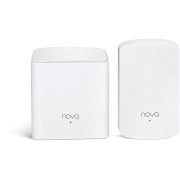 Tenda Nova MW5 (2-pack) - WiFi Mesh AC1200 Dual Band router (MW5