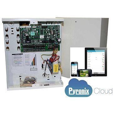 HikVision PYRONIX PCX78SAPP/AM hybridní ústředna EZS, provedení v malé skříňi