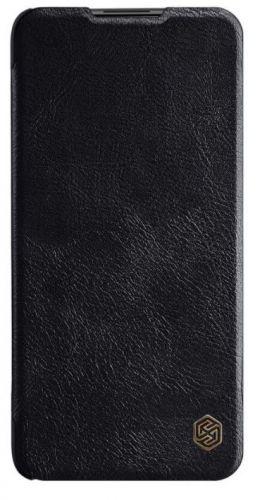 NONAME Nillkin Qin Book Pouzdro pro Xiaomi Redmi Note 9T Black