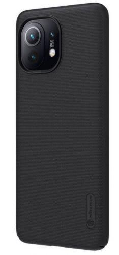 NONAME Nillkin Super Frosted Zadní Kryt pro Xiaomi Mi 11 Black