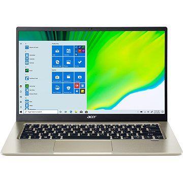 Acer Swift 1 Safari Gold celokovový
